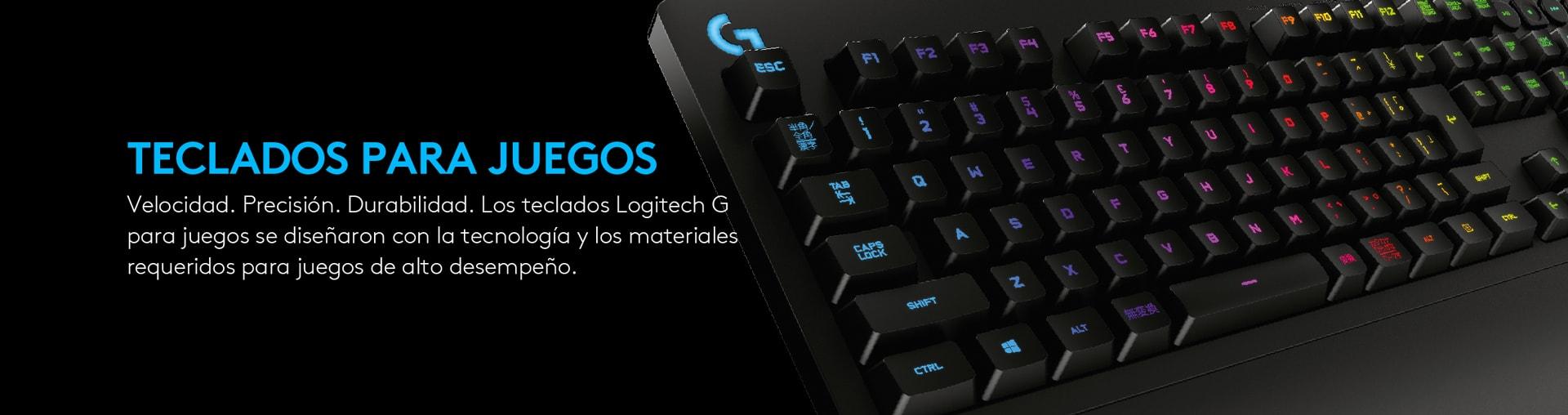 Teclados Logitech G