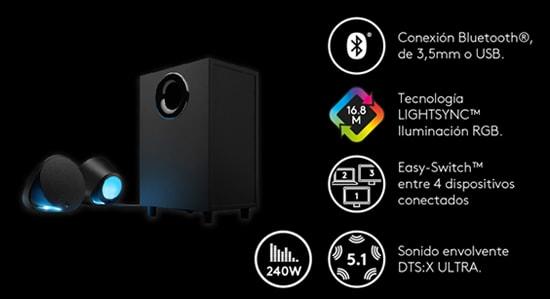 G560 LIGHTSYNC